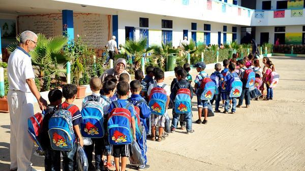 كما تم الإعلان عنه سابقا انطلاق الدراسة بصفة فعلية يوم الجمعة فاتح أكتوبر 2021 بجميع المؤسسات التعليمية