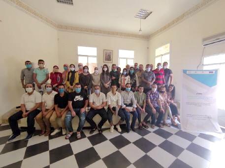 ورشة تكوينية حول صياغة و بلورة برنامج عمل مجالس الشباب