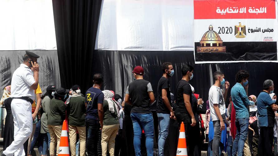في سابقة من نوعها احالة 54 مليون مصري على النيابة العامة بتهمة عدم التصويت في الانتخابات