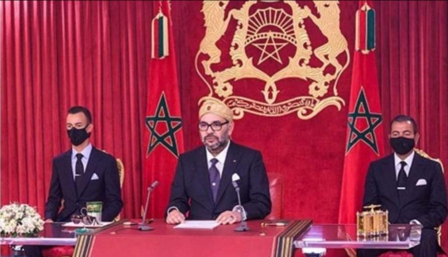نص الخطاب الملكي السامي بمناسبة الذكرى السابعة والستين لثورة الملك والشعب