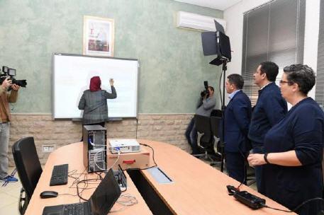 """بلاغ هام من وزارة """"أمزازي"""" بخصوص التعليم عن بعد"""