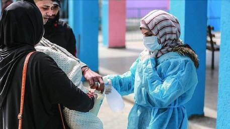 تسجيل رقم قياسي 2264 إصابة مؤكدة جديدة بفيروس كورونا و72 وفاة جديدة