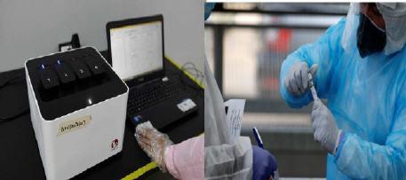 جهاز ثوري جديد سيمكن من الكشف عن الإصابة بفيروس كورونا في ظرف قياسي