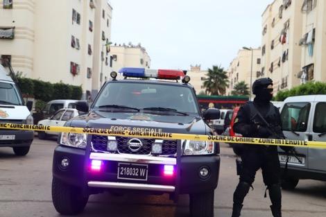 تفكيك خلية إرهابية في ثلاث مدن مغربية وضبط محجوزات عديدة