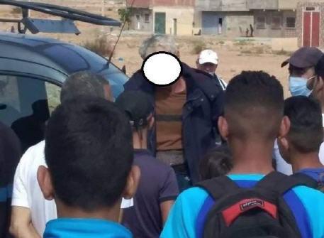 نجاة طفل من محاولة اختطاف بمدينة وجدة والمواطنون يحاصرون الجاني