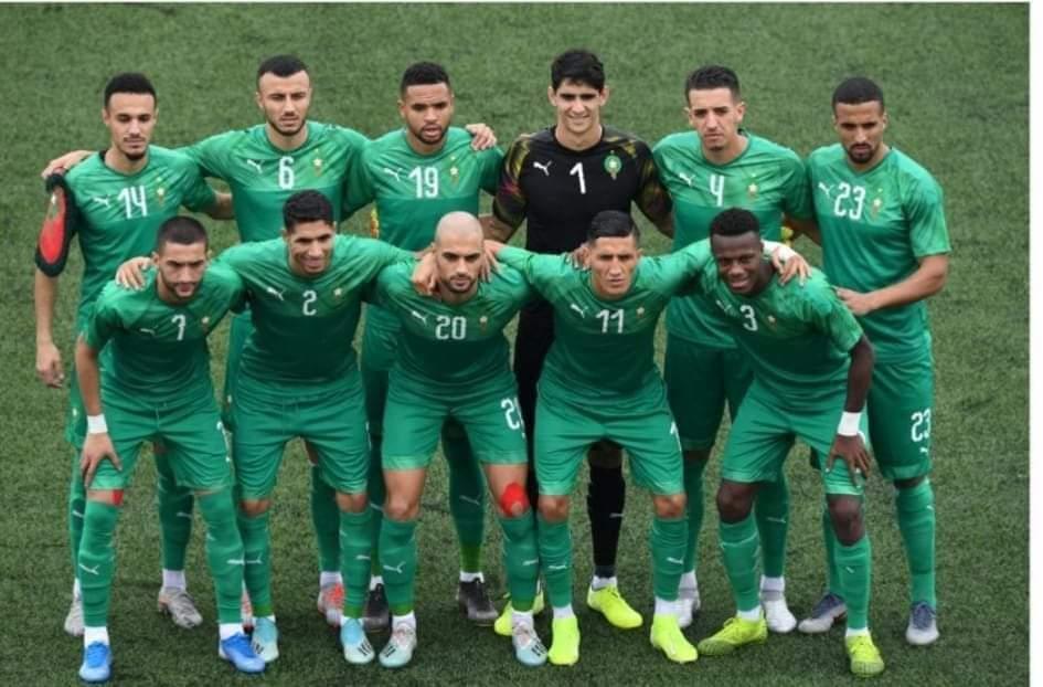المنتخب الوطني الأول لكرة القدم يواجه السنغال والكونغو الديمقراطية