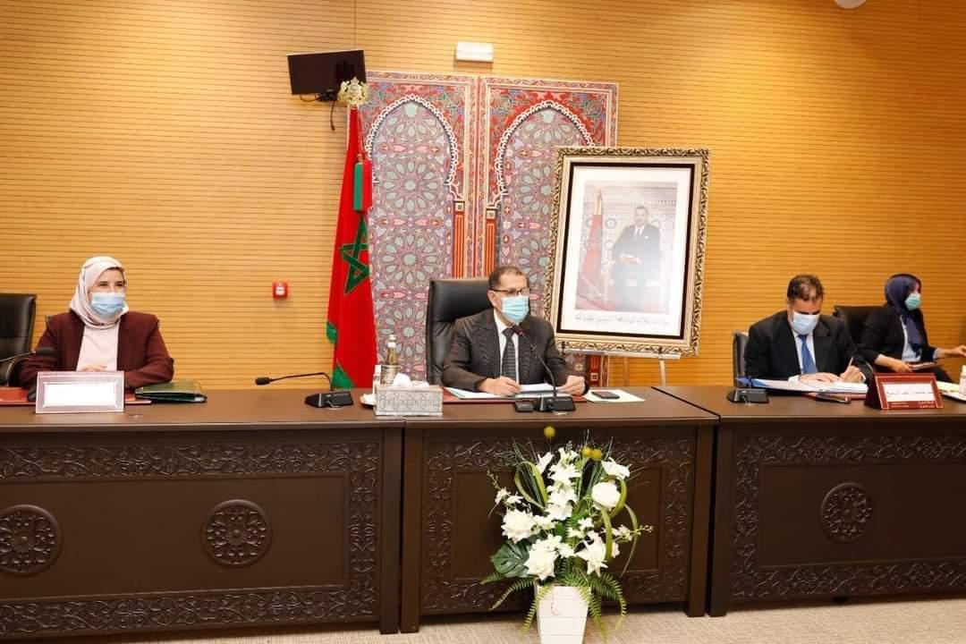سعد الدين العثماني يترأس اجتماع مجلس إدارة الوكالة الوطنية لمحاربة الأمية في دورته السادسة