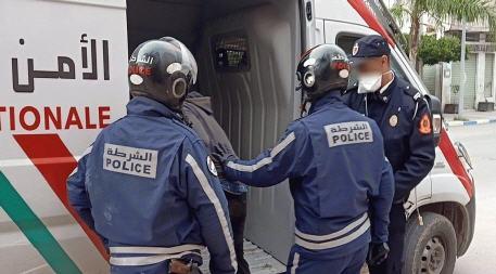 أمن الناظور يجهض عملية للهجرة السرية ويعتقل أربعة أشخاص
