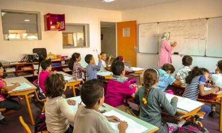 """فيروس""""كورونا"""" يتسلل إلى مؤسسة تعليمية بمدينة وجدة"""