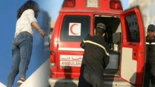 الناظور تهتز على وقع حادثة انتحار فتاة عشرينية