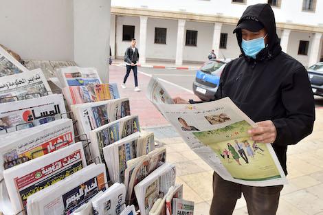 قراءة في أبرز عناوين الصحف المغربية …218 جمعية تتلقى دعما أجنبيا بـ40 مليار سنتيم