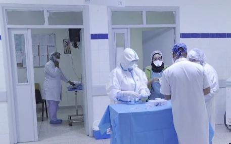تسجيل 2521حالة مؤكدة جديدة « بفيروس كورونا « بالمغرب منها 158 حالة بالجهة الشرقية
