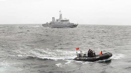 البحرية الملكية تنقذ 231 مرشحا للهجرة السرية ينحدرون من إفريقيا جنوب الصحراء