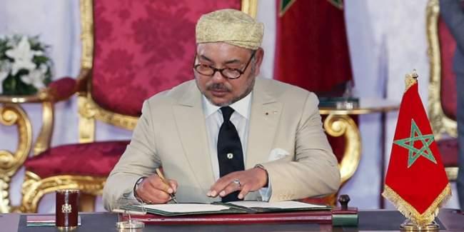 الملك محمد السادس يترأس جلسة عمل خصصت لاستراتيجية الطاقات المتجددة.