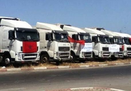 مهنيو النقل يدخلون في إضراب مفتوح عن العمل، ابتداءً من يوم الخميس المقبل