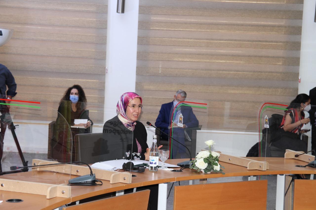 الوزيرة المنتدبة المكلفة بالمغاربة المقيمين بالخارج تترأس مراسيم انطلاقة مشروع تنزيل السياسات الوطنية للهجرة على المستوى الجهوي