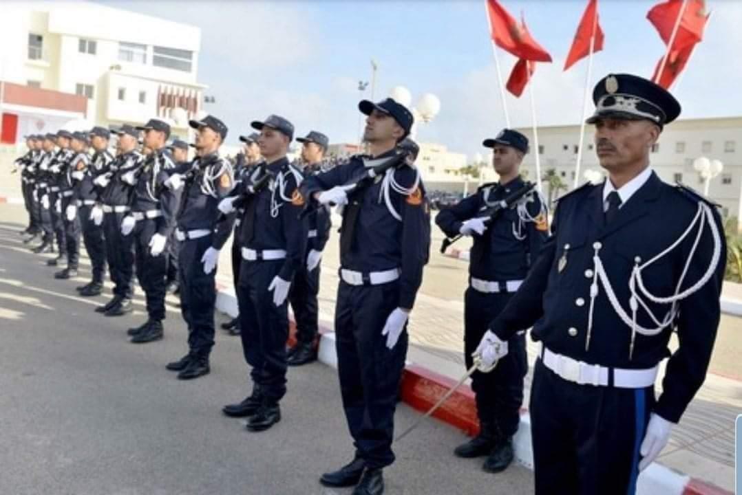 المديرية العامة للأمن الوطني تعلن عن مجموعة من التعيينات الجديدة في مناصب المسؤولية بمختلف مصالح الأمن حيث