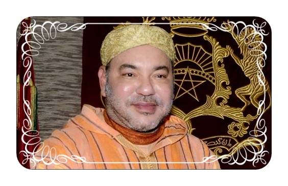 """أسرة جريدة """"صباح الشرق"""" تهنئ جلالة الملك محمد السادس بمناسبة عيد المولد النبوي الشريف"""