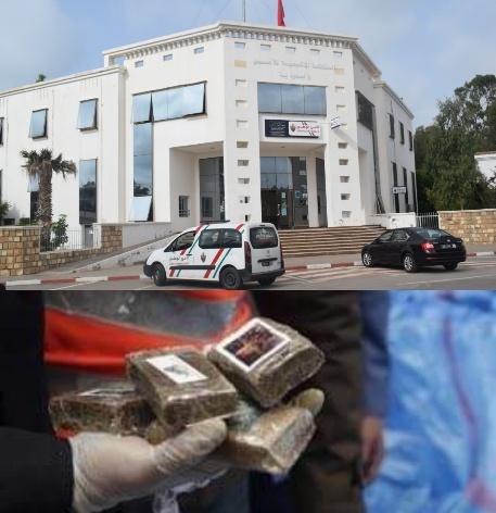 اعتقال شاب بجماعة أغبال وبحوزته أزيد من 2 كيلوغرام من مخدر الشيرا وكمية من مخدر الكوكايين