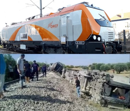 مكتب السكك الحديدية ينفي خبر خروج قطار عن السكة بين فاس ووجدة