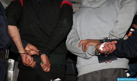 توقيف شخصين للاشتباه في ارتباطهما بشبكة إجرامية تنشط في ترويج المخدرات والمؤثرات العقلية بوجدة