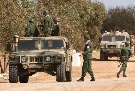 القيادة العامة للقوات المسلحة الملكية معبر الكركرات أصبح مؤمنا بشكل كامل