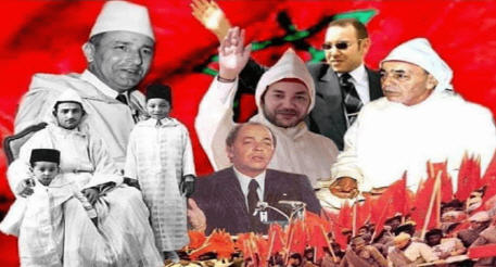 المغرب يُخلد الذكرى 65 لعيد الاستقلال الذي جسد أسمى معاني التلاحم بين العرش العلوي والشعب المغربي