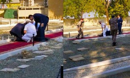 جرحى في هجوم بعبوة ناسفة طال مقبرة لغير المسلمين بالسعودية