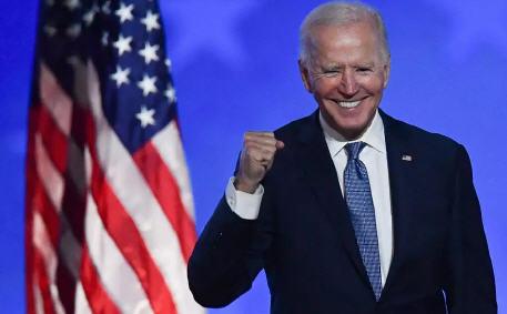 من يكون المرشح الديمقراطي جو بايدن الفائز في الانتخابات الرئاسية الأمريكية