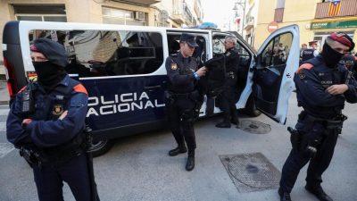 إعتقال أربعة مغاربة إختطفو شخصين بإسبانيا وهددو بتشويه جثتيهما