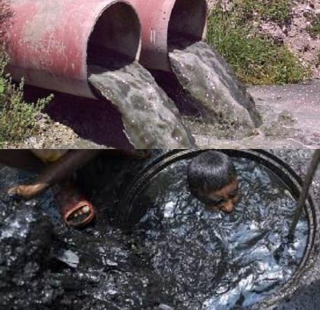 مصرع 4 أشخاص ببني أنصار حاولو دخول مليلية عبر قناة الصرف الصحي