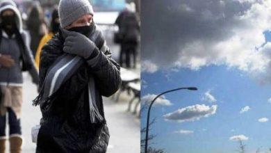 طقس الأربعاء : أجواء باردة وسماء غائمة مع تكون صقيع في العديد من مناطق المملكة