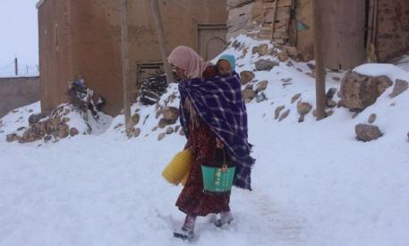 سلسلة من الإجراءات الاستباقية من أجل التخفيف من آثار موجة البرد بإقليم جرسيف
