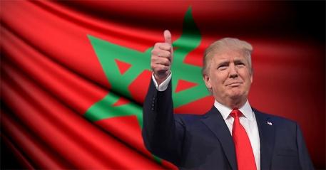 المرسوم الرئاسي الأمريكي المعترف بمغربية الصحراء ينشر في السجل الفيدرالي