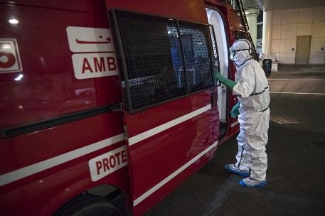 تسجيل 877 حالة مؤكدة جديدة « بفيروس كورونا « بالمغرب منها 84 حالة بالجهة الشرقية