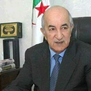 الرئيس الجزائري، عبد المجيد تبون يغادر المستشفى