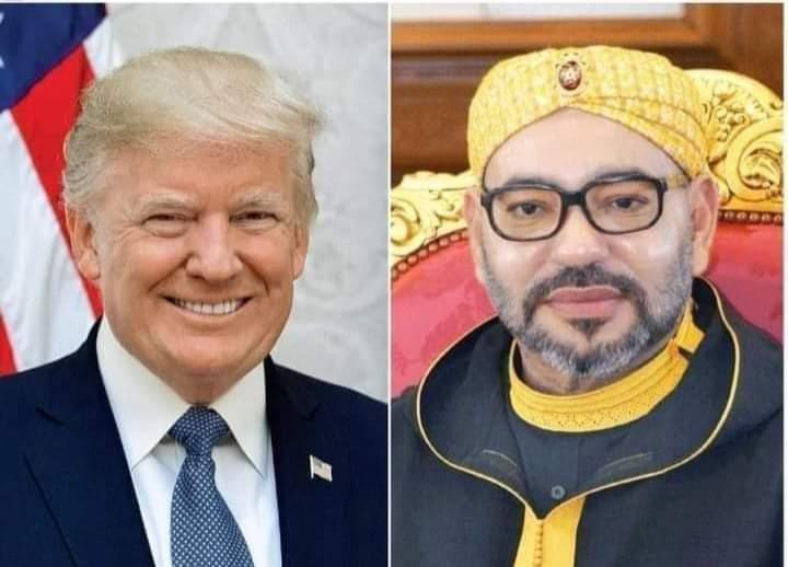 العثماني المغرب تلقى ضمانات من الإدارة الأمريكية بعدم التراجع عن قرار سيادة المغرب على صحراءه