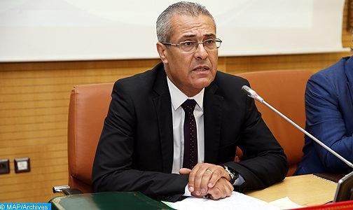 وزير العدل محمد بنعبد القادر العقوبات البديلة تندرج في تصور المراجعة الشاملة للقانون الجنائي.