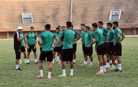 """المنتخب الوطني المغربي المحلي يخوض مبارتين وديتين ضد غينيا إستعدادا للـ """"الشان"""""""