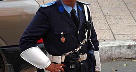 توقيف موظف أمن، برتبة مقدم شرطة للاشتباه في تورطه في محاولة تهريب 962 كيلوغرام من مخدر الشيرا