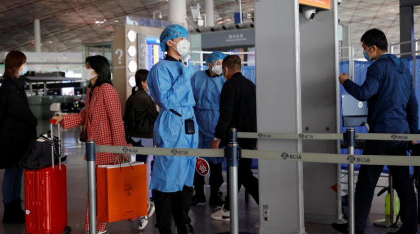 الصين تمنع دخول اثنين من أعضاء فريق منظمة الصحة العالمية إلى أراضيها