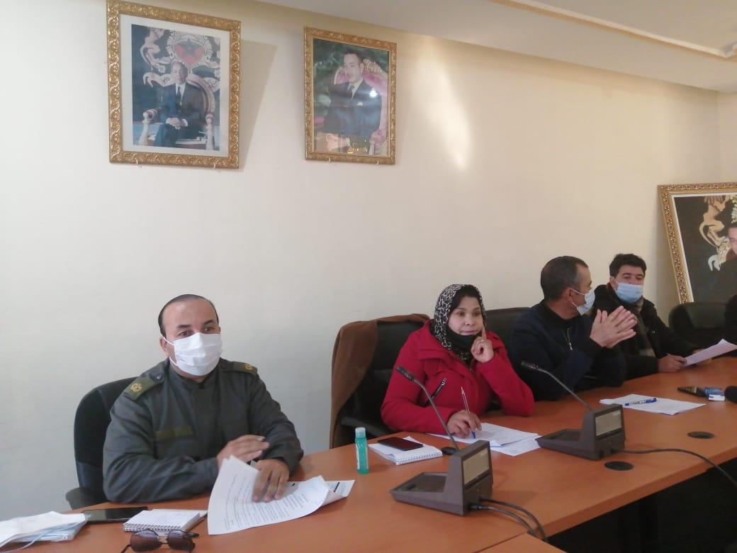 المجلس الجماعي للعيون الشرقية يصادق على تحيين القرار الجبائي