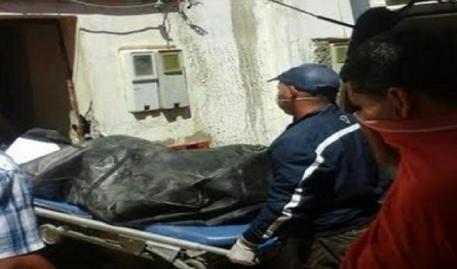 العثور على جثة ستيني محترق داخل منزله عبارة عن كوخ اشتعلت به النيران ببركان