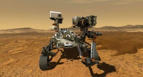 فيديو : ناسا تنشر أول مقاطع صوتية من المريخ ومشاهد لهبوط «برسفيرنس» على الكوكب
