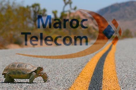 ضعف صبيب الأنترنيت يسائل جودة خدمات إتصالات المغرب بالعيون الشرقية