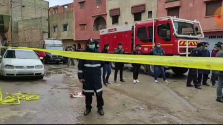 الأمن يواصل تحقيقاته لتحديد ظروف وملابسات اكتشاف جثت ستة أشخاص بحي الرحمة بسلا