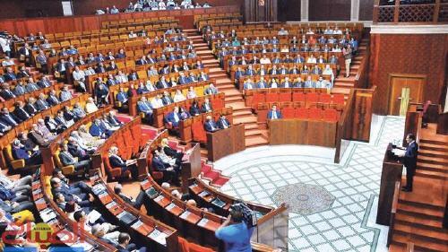 انزال كبير لنواب العدالة والتنمية ينسف إجراءات كورونا بالبرلمان ويربك مناقشة القاسم الانتخابي