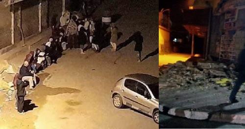 زلزال عنيف بقوة ست درجات على مقياس ريشتر يضرب الجزائر