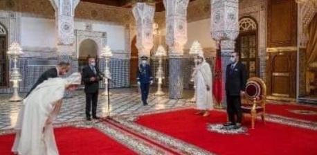 الملك محمد السادس يستقبل أحمد رحو ويعينه رئيسا لمجلس المنافسة