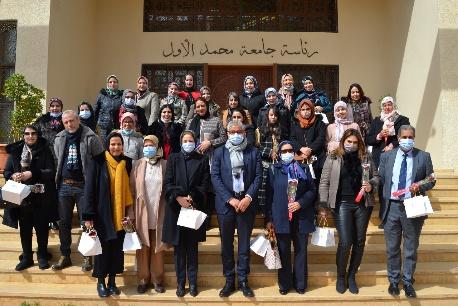 جامعة محمد الاول بوجدة أول مؤسسة في المغرب تخصص ميزانية خاصة للمرأة